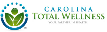 Carolina Total Wellness logo for print